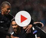 Celtic 0-5 PSG: Neymar, Kylian Mbappe and Edinson Cavani | Daily ... - dailymail.co.uk