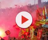 Record di spettatori per Lecce- Catania.