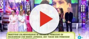 Sálvame: María Lapiedra, su marido y su amante nos toman el pelo