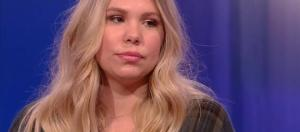 Teen Mom's Kailyn Lowry from screenshot