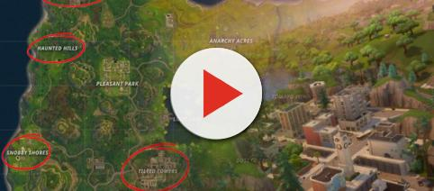 """Fortnite"" Battle Royale is getting an updated map. Image Credit: Own work"