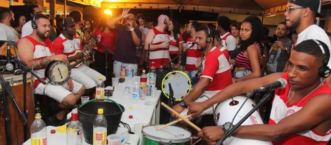 Samba da Vila se apresenta no Renascença Clube, no dia 4 de fevereiro