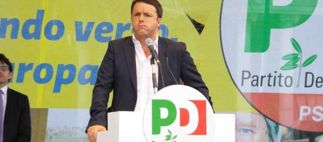 Matteo Renzi e il PD ormai sono l'unica possibilità seria e reale per l'Italia