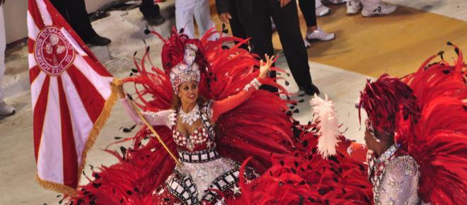 Salgueiro, a favorita para o Carnaval 2018