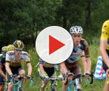 Chris Froome e Romain Bardet al Tour de France