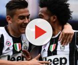 Juventus, stop per Dybala e Cuadrado