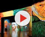 Van Gogh Alive: The Experience en Sevilla. Pabellón de Navegación