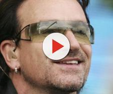 Bono, il frontman della band irlandese degli U2