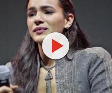 Bruna Marquezine tem recebido muitas críticas sobre atuação na novela 'Deus Salve o Rei'