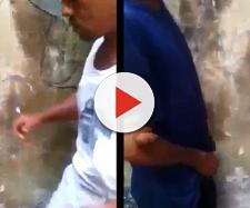 Vídeo mostra estupradores sendo abusados na cela: 'Tá doendo'