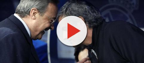 Florentino Pérez tienta a Mourinho - elconfidencial.com