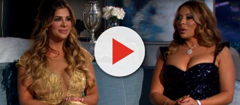 "Siggy Flicker claims production pushed ""false narratives"" when filming ""RHONJ."" [via: YouTube/Bravo]"