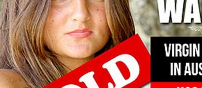 Diciottenne italiana mette all'asta la sua verginità, offerto 1 milione di euro
