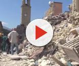 Terremoto Centro Italia, ad Amatrice.