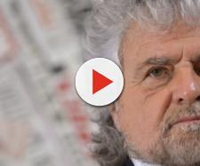 Beppe Grillo: il Movimento 5 Stelle ha presentato il proprio simbolo per le prossime elezioni politiche