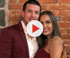 Teen Mom' Briana DeJesus with Javi from social network post