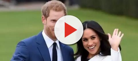 Upcoming Lifetime movie about Prince Harry and Meghan Markle's romance [Image: Aban Famous News/YouTube screenshot]