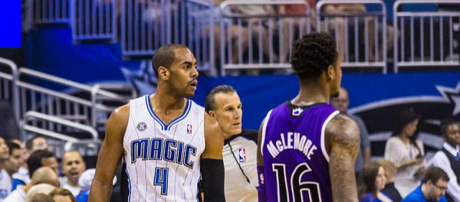 Orlando Magic guard Aaron Afflalo ejected after punching opponent in the head