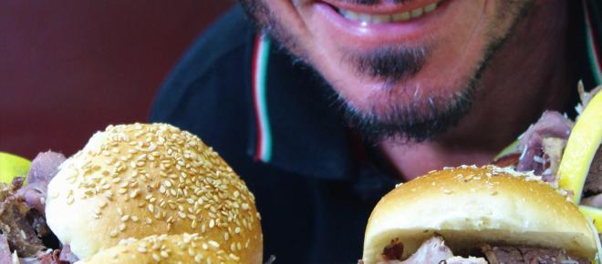 Nino 'u Ballerino App: il pane 'ca meusa' certificato diventa realtà