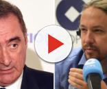 El 'zasca' de Pablo Iglesias a Carlos Herrera - huffingtonpost.es