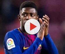 Ousmane Dembelé tem dado azar com as lesões