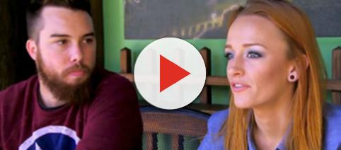 Maci Bookout and Taylor McKinney appear on 'Teen Mom OG.' - [Photo via MTV / YouTube screencap]