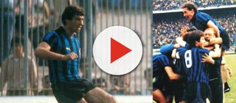 Roberto Mozzini, autore del gol contro la Roma che nel 1980 consegnò all'Inter il 12° scudetto