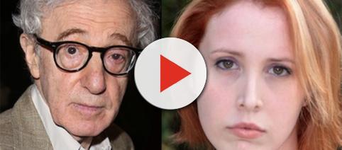 Woody Allen e Dylan Farrow (fonte rolereboot)