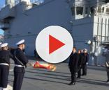 Emmanuel Macron présente ses vœux aux armées à Toulon - Var-Matin - varmatin.com