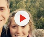 Joy-Anna Duggar's Forsyth with her husband - social network