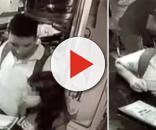 Vídeo mostra pedófilo abusando de menina em bar e ninguém faz nada