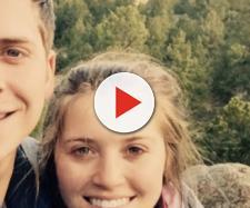 Joy-Anna Duggar's Forsyth with her husband - social network