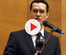 Procurador da República, Deltan Dallagnol, rebateu declarações do presidente da Câmara dos Deputados, Rodrigo Maia