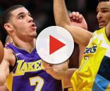 Lonzo Ball es una promesa de la NBA