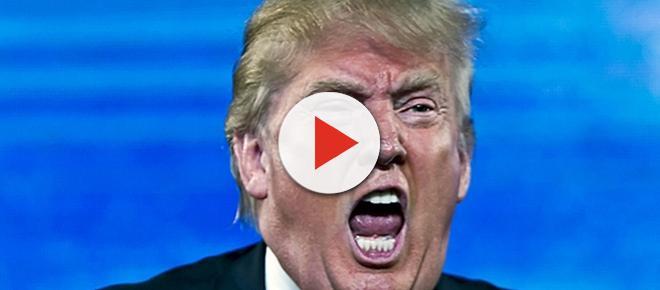 Trump rages in tweetstorm to blame Dems for government shutdown, Twitter erupts