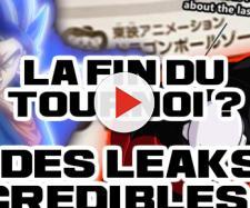 DBS : La fin du tournoi révélée ? Des leaks crédibles...