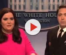 """""""Saturday Night Live"""" on Trump, via Twitter"""