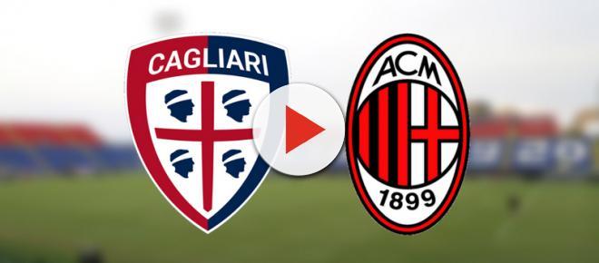 Cagliari-Milan 1-2: vittoria importante per il Milan, si arrende il Cagliari