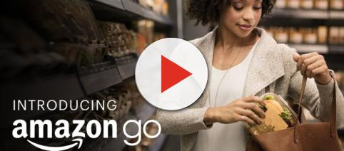 Amazon has just opened the doors of its no-checkout grocery store to the public. Photo By: Amazon/YouTube Capture