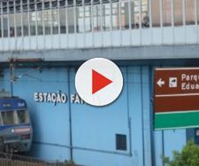 Mulher foi atingida a poucos metros da Estação Fátima
