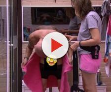 """Participante do ''BBB 18'' mostra seu """"volumão"""" (foto: Captura de vídeo)"""