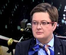 Czy Katarzyna Lubnauer uważa się za mężczyznę? (fot. wp.pl)