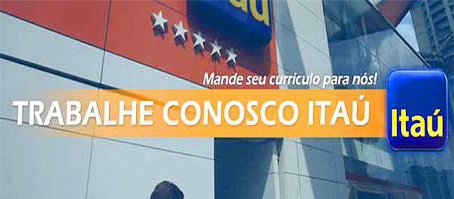Banco Itaú abre processo seletivo 2018