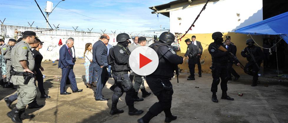 Complexo prisional de Goiás volta a registrar nova rebelião