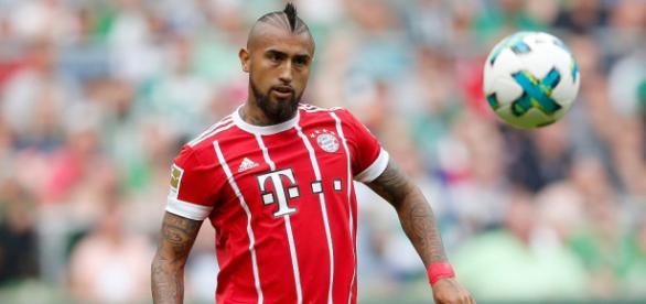 Vidal bleibt dem FC Bayern wohl erhalten (Quelle: transfernews.de)