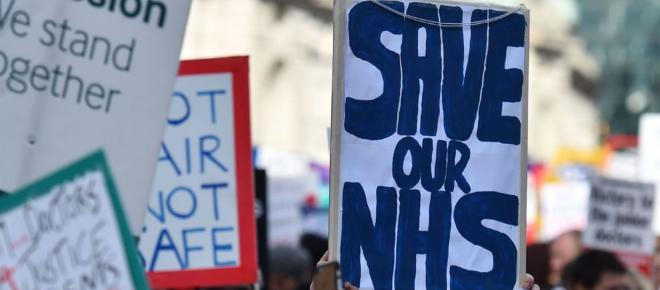 Current government health policy is deliberate and ideological