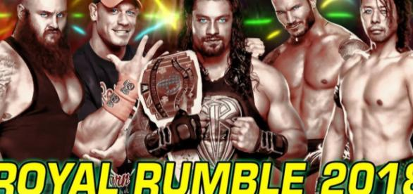 John Cena, Roman Reigns and Shinsuke Nakamura are poised to win the Rumble this year.