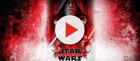 """Cartel Star Wars Episodio VIII """"Los últimos jedi"""""""
