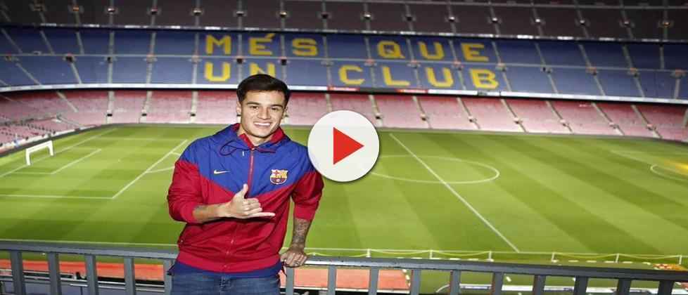 Agora no Barcelona, Coutinho vira a segunda venda mais cara da história
