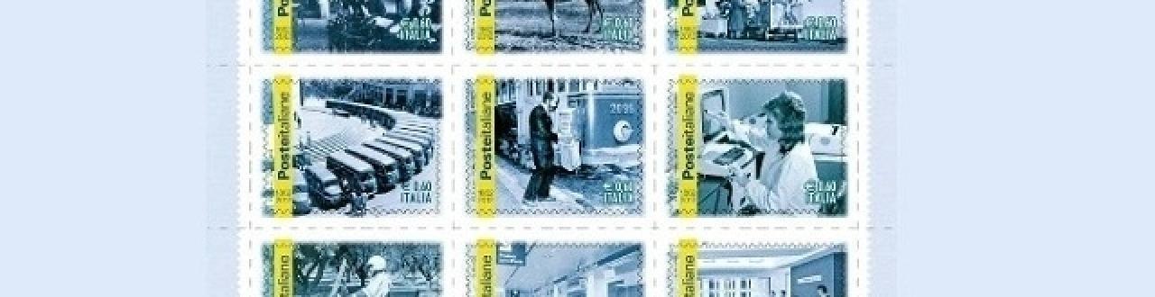 Le Poste Italiane nacquero nel 1862 prendendo spunto dalle Poste di Sardegna.